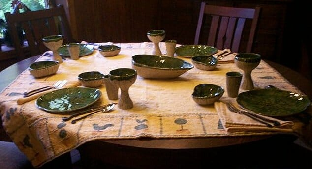 See our Gourd Impressions Pottery – The Gourd Place